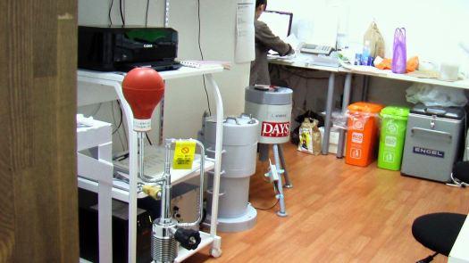 Citizens' Radioactivity Measurement Station